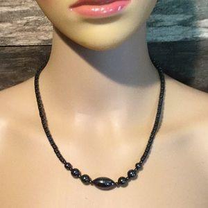 Jewelry - 💰BOGO FREE Ladies' Hematite Necklace